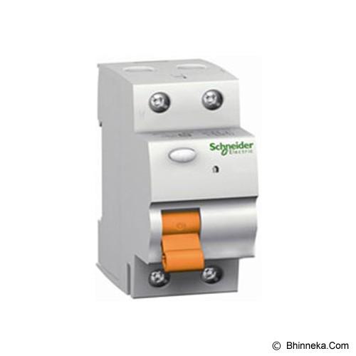 SCHNEIDER ELECTRIC ELCB Domae 2 Kutub [DOM16790] - Miniature Circuit Breaker / Mcb